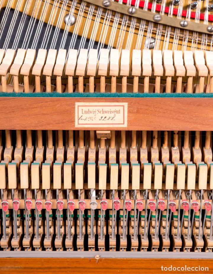 Instrumentos musicales: Piano Antiguo Alemán Bieger - Foto 7 - 139813746