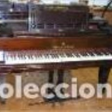 Instrumentos musicales: PIANO MEDIA COLA- R.GORS & KALLMANN BARLIN -PROVEEDORES DE SSMM REYES Y EMPERADORES . Lote 140208894