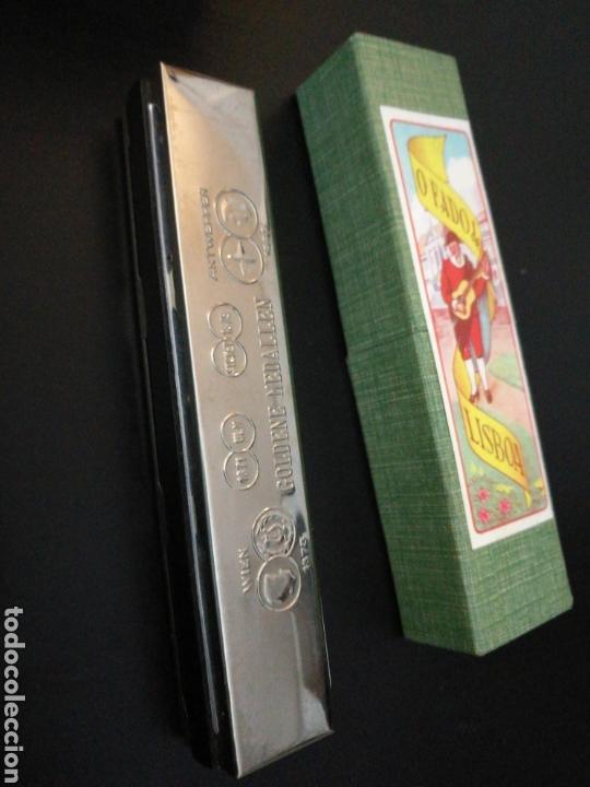 Instrumentos musicales: Armonica Harnonica O fado de Lisboa vintage años 70/80. 13'5 cms. Se entrega En caja Sin abrir! - Foto 3 - 140412873