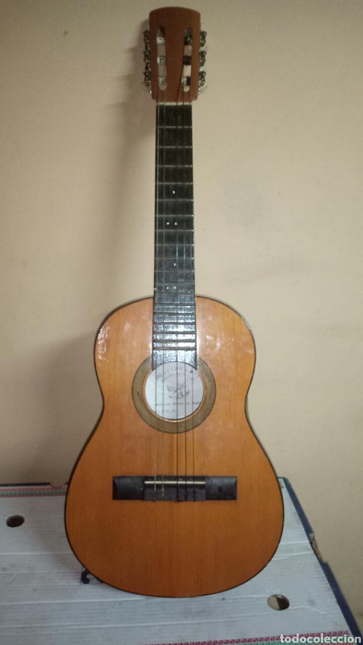 GUITARRA ANTIGUA CADETE PARA RESTAURAR (Música - Instrumentos Musicales - Guitarras Antiguas)