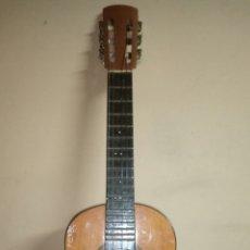 Instrumentos musicales: GUITARRA ANTIGUA CADETE PARA RESTAURAR. Lote 140631562