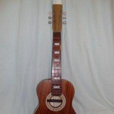 Instrumentos musicales: ANTIGUA GUITARRA SEVILLA. Lote 140739338