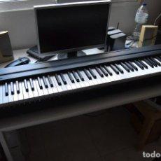 Musikinstrumente - Yamaha P-35B Piano Digital Portátil, 88 teclas GHS - negro - 141217646