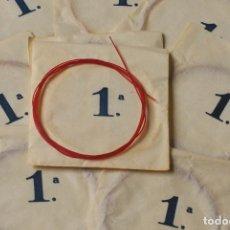 Instrumentos musicales: LOTE 10 CUERDAS ANTIGUAS TRIPA 1ª. Lote 147591025