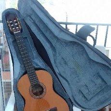Instrumentos musicales: JOSÉ RAMÍREZ (MADRID) GUITARRA CLÁSICA 2E AÑO 2002 CON FUNDA RÍGIDA. Lote 141327258