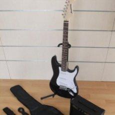 Instrumentos musicales: PACK DE GUITARRA ELECTRICA DAYTONA. Lote 141463746