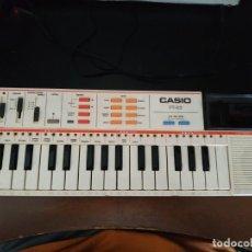 Instrumentos musicales: PIANO CASIO PT-82 FUNCIONANDO. Lote 182105425
