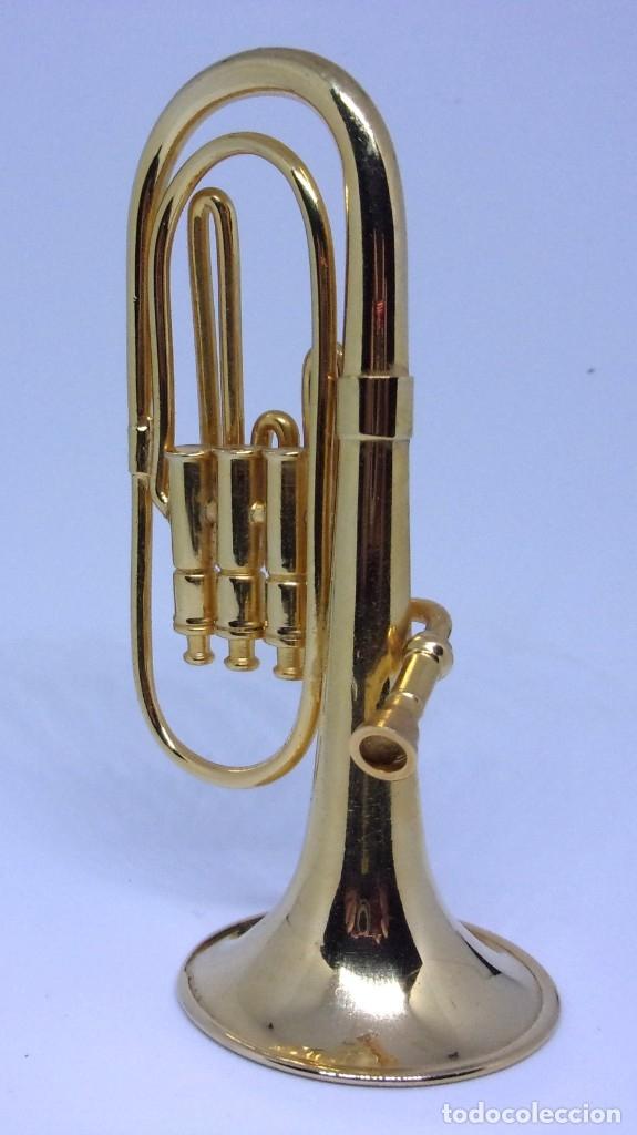Instrumentos musicales: TUBA MINIATURA - Foto 3 - 42048655