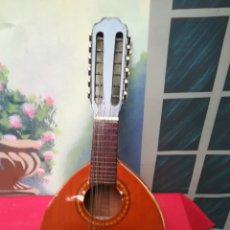 Instrumentos musicales: ANTIGUA BANDURRIA PARA LUTIER O DECORACIÓN. Lote 142276126