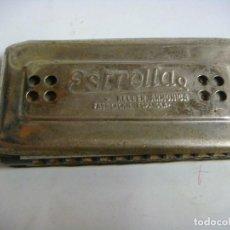 Instrumentos musicales: ARMONICA MARCA ESTRELLA. Lote 142354634