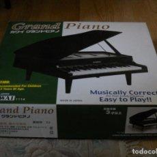 Instrumentos musicales: PIANO DE COLA MINIATURA KAWAI 32 TECLAS EN MADERA. Lote 142439562
