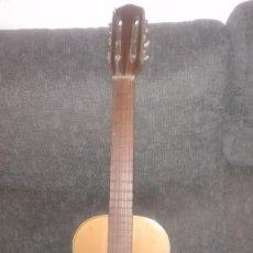 Instrumentos musicales: GUITARRA ANTIGUA ROCA.VALENCIA.AÑOS 60. Lote 142439902