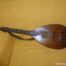 Instrumentos musicales: GUITARRA LAÚD ALEMÁN, JOACH.TIELKE .ENVÍO GRATIS. Lote 142795382