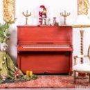 Instrumentos musicales: PIANO ANTIGUO RESTAURADO ROUGEÂTRE. Lote 143127398