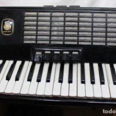 Instrumentos musicales: ACORDEÓN WELTMEISTER STELLA. Lote 143186530