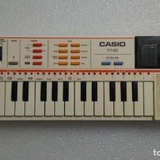 Instrumentos musicales: TECLADO PIANO CASIO PT 82 BLANCO. Lote 143211674