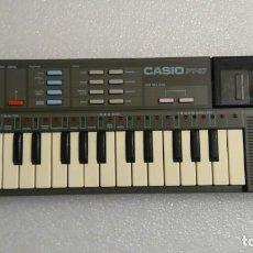 Instrumentos musicales: TECLADO PIANO CASIO PT 87 FUNCIONANDO. Lote 143211858