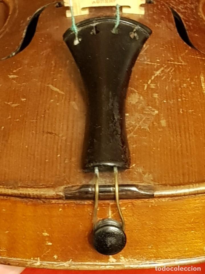 Instrumentos musicales: Violín Stradivarius (copia de 1900) con maletín incluido - Foto 17 - 99839463