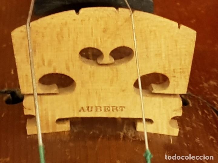 Instrumentos musicales: Violín Stradivarius (copia de 1900) con maletín incluido - Foto 18 - 99839463