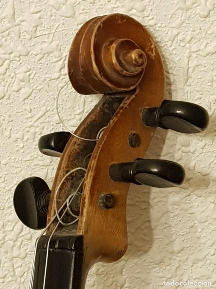 Instrumentos musicales: Violín Stradivarius (copia de 1900) con maletín incluido - Foto 19 - 99839463