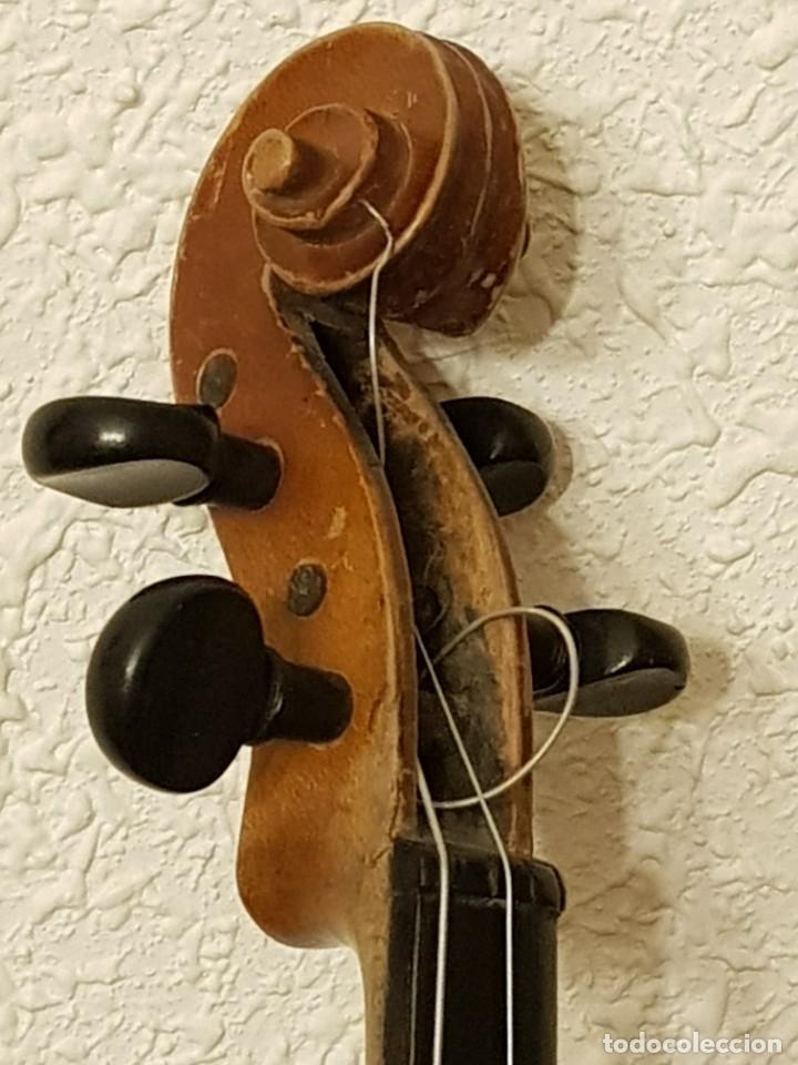 Instrumentos musicales: Violín Stradivarius (copia de 1900) con maletín incluido - Foto 20 - 99839463