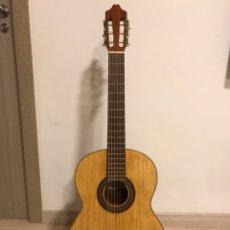 Instrumentos musicales: GITARRA GABRIELA CASAS VIUDA DE VICENTE CARRILLO. Lote 143231576