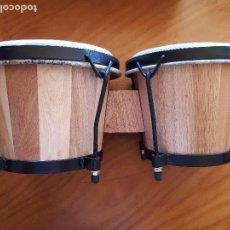 Instrumentos musicales: BONGOS - TIMBALES. Lote 143279634