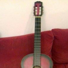 Instrumentos musicales: GUITARRA ESPAÑOLA. Lote 143289108