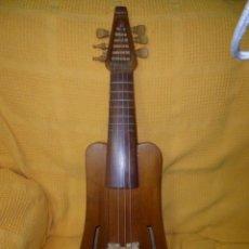 Instrumentos musicales: VIOLA DA GAMBA SOPRANO.. Lote 143502618