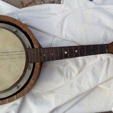 Instrumentos musicales: BANJO. Lote 143508014