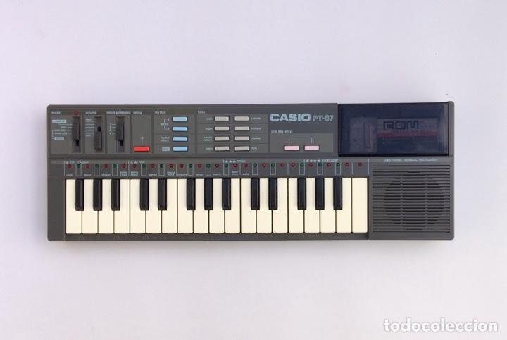 ÓRGANO CASIO PT87 (Música - Instrumentos Musicales - Teclados Eléctricos y Digitales)