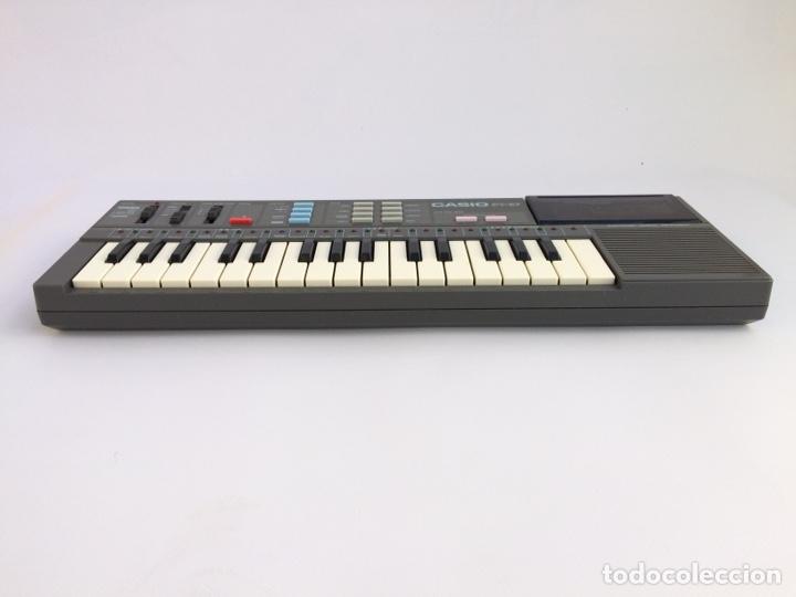 Instrumentos musicales: Órgano CASIO PT87 - Foto 2 - 144280654