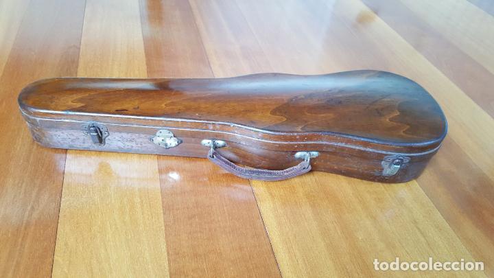 MALETÍN DE VIOLÍN ANTIGUO (Música - Instrumentos Musicales - Cuerda Antiguos)