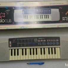 Instrumentos musicales: TECLADO CASIO CLUB FUNCIONANDO. Lote 145292074
