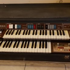Instrumentos musicales: ÓRGANO PROFESIONAL FARFISA 88-E.. Lote 193204075