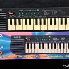 Instrumentos musicales: ANTIGUO TECLADO PIANO - CASIO SA-2 ELECTRONIC . Lote 145784546