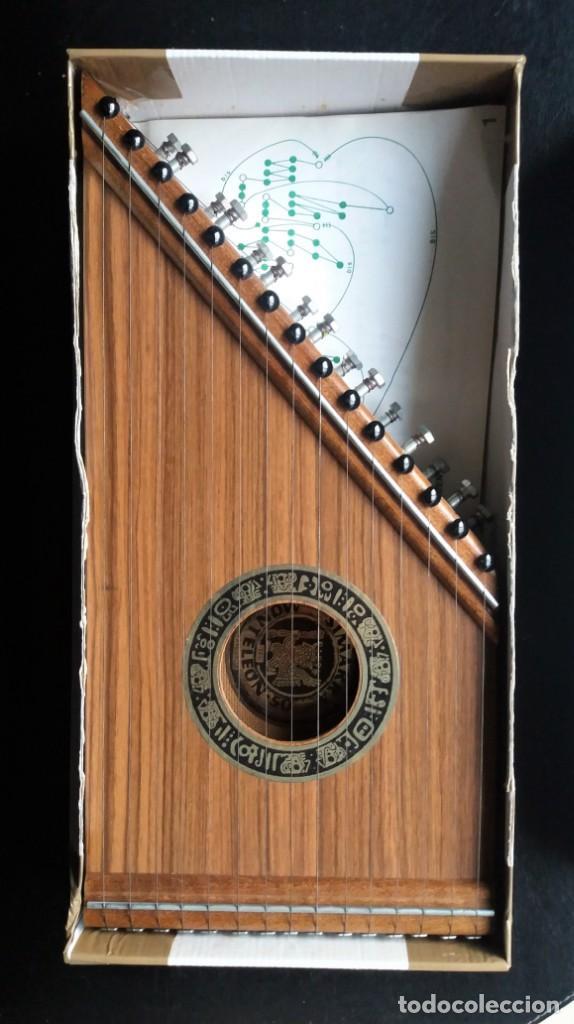 CÍTARA O SIMARRA INSTRUMENTO MUSICAL DE CUERDA (Música - Instrumentos Musicales - Cuerda Antiguos)