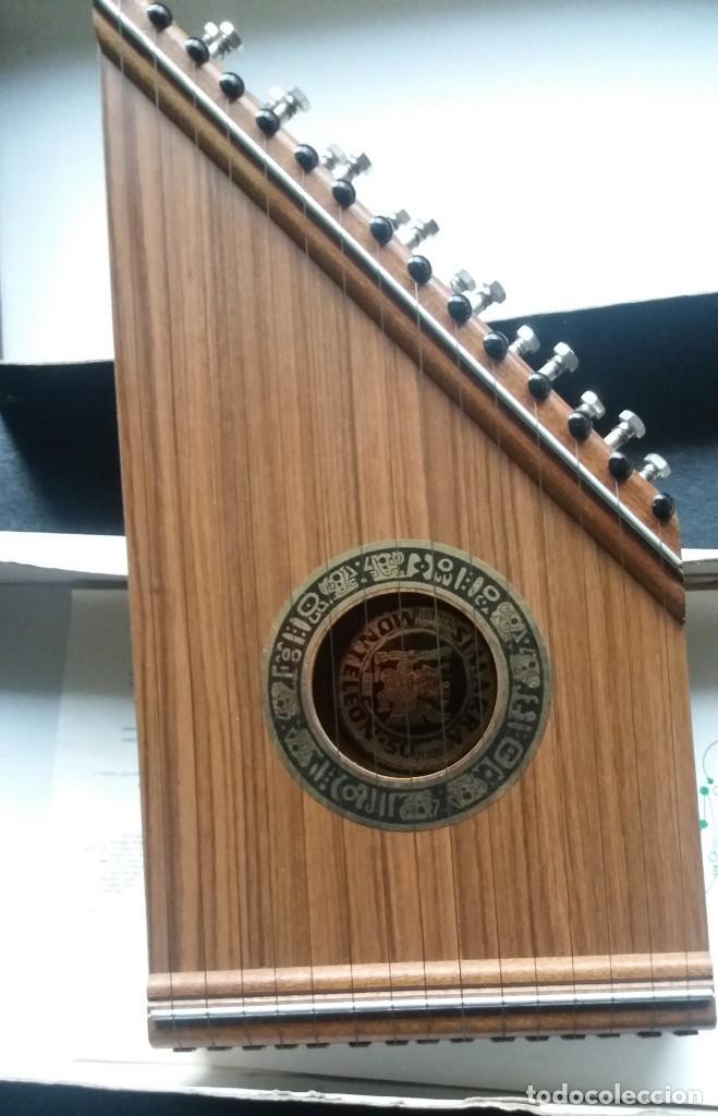 Instrumentos musicales: CÍTARA O SIMARRA INSTRUMENTO MUSICAL DE CUERDA - Foto 6 - 145784818