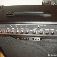 Instrumentos musicales: AMPLIFICADOR GUITARRA ELÉCTRICA LINE 6. Lote 146162742