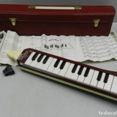 Instrumentos musicales: MELÓDICA HOHNER ARMÓNICA MELÓDICA PIANO 27 CON ESTUCHE . Lote 146445846