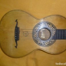 Instrumentos musicales: GUITARRA ROMÁNTICA. Lote 147241033