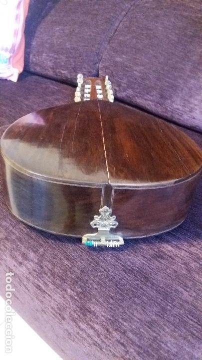 Instrumentos musicales: Preciosa bandurria José Serratosa - Foto 6 - 146904522