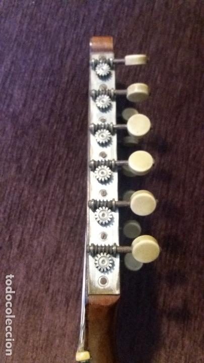 Instrumentos musicales: Preciosa bandurria José Serratosa - Foto 9 - 146904522