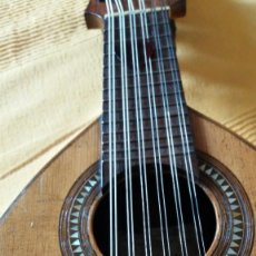 Instrumentos musicales: BANDURRIA ANTIGUA JOSÉ SERRATOSA. Lote 147000302