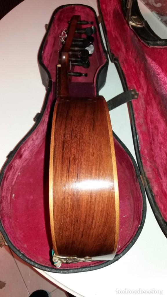 Instrumentos musicales: Bandurria antigua José Serratosa - Foto 3 - 147000302
