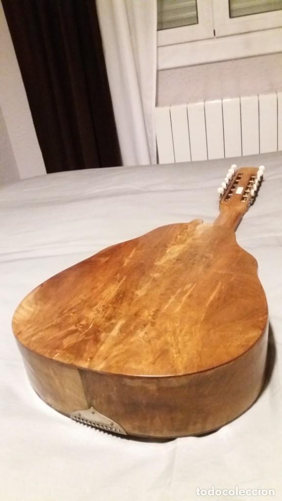 Instrumentos musicales: Laúd antiguo muy bonito - Foto 5 - 147001434