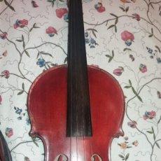 Instrumentos musicales: VIOLÍN ANTIGUO CELEBRE VOSGIEN. Lote 147003050