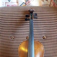Instrumentos musicales: VIOLÍN ANTIGUO BOHUSLAV LANTNER. Lote 147015798