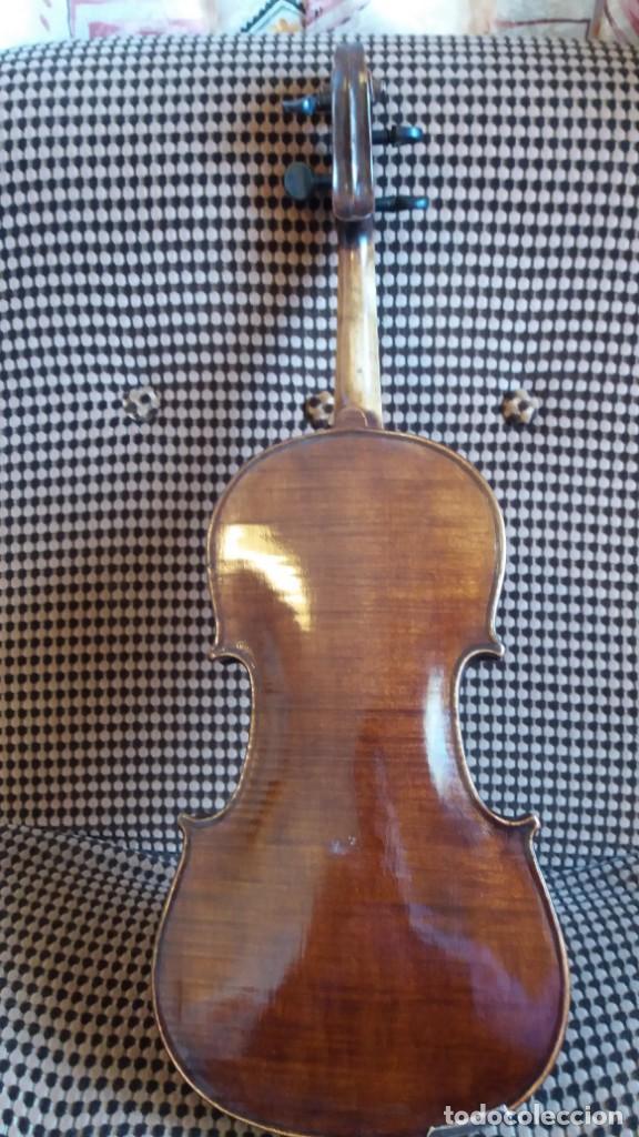 Instrumentos musicales: Violín antiguo Bohuslav Lantner - Foto 2 - 147015798