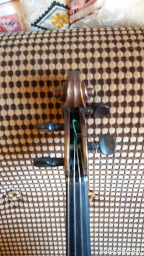 Instrumentos musicales: Violín antiguo Bohuslav Lantner - Foto 3 - 147015798